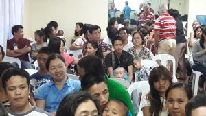 PCJ Parish Begins New
