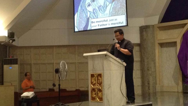 2016 Lenten Recollection - Fr. Kevin