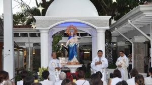 Enshrinement of Our Lady of Candelaria