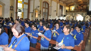 Through the Doors of the Jubilee Churches – PCJ's 2016 Visita Iglesia