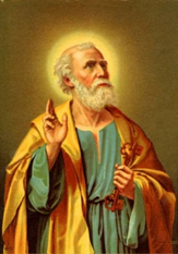 june 26-Pontifical Work of St. Peter the Apostle (Sancti Petri)