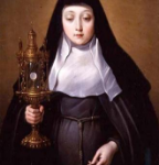 August 11-St. Clare, Virgin