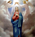 August 15-Solemnity of the Assumption of the Blessed Virgin Mary