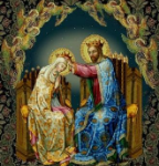 August 22-Queenship of Mary