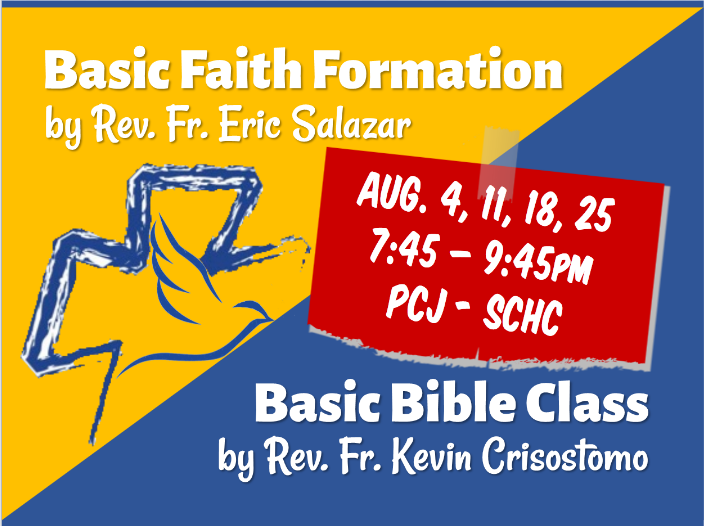Basic Faith Formation