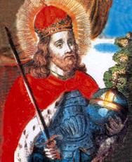 July 13-St. Henry, Holy Roman Emperor