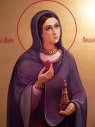 July 22-St. Mary Magdalene