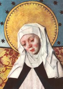 July 23-St. Bridget of Sweden