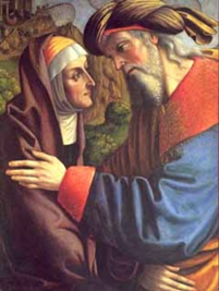 July 26-Sts. Joachim and Anne