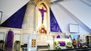 Lenten Journey of Communion